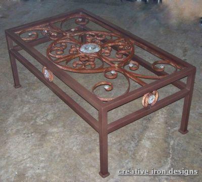 Superior Antique Garden Gate Coffee Table