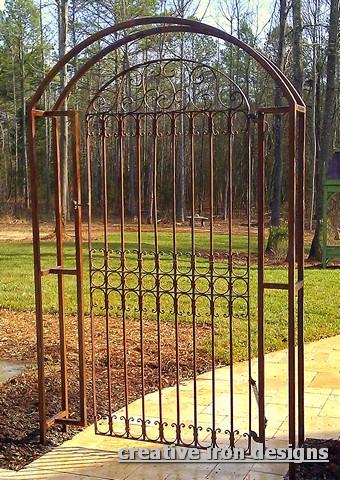 42 Best Garden Gates Arches Images On Gardening