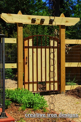 Garden gate design pictures remodel decor and ideas for Garden gate designs wood